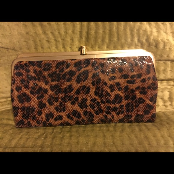 Hobo Bags Double Frame Clutch Wallet Poshmark